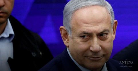 Facebook censura post de partido israelense de Benjamin Netanyahu