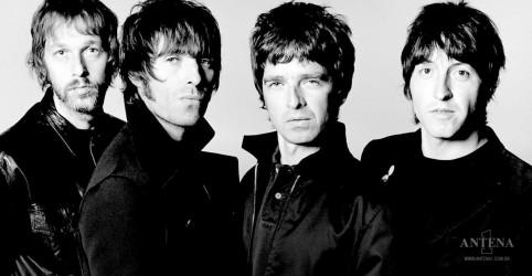 Placeholder - loading - Oasis: Faixa lidera lista de mais vendidas na Inglaterra