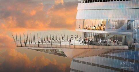 Placeholder - loading - Imagem da notícia Novo mirante de Nova York será inaugurado no ano que vem