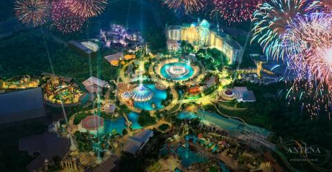 Placeholder - loading - Imagem da notícia Novo parque da Universal será construído em Orlando, nos Estados Unidos