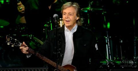 Placeholder - loading - Imagem da notícia Paul McCartney pretende lançar um disco com outtakes