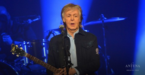 Paul McCartney grava álbum de natal secreto