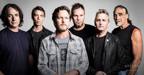 Placeholder - loading - Imagem da notícia Novo disco de Pearl Jam deve chegar em março