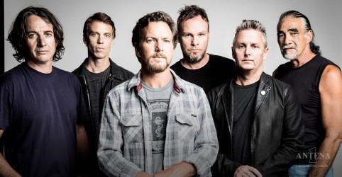 Pearl Jam adia turnê pelos Estados Unidos devido coronavírus