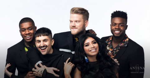 "Placeholder - loading - Pentatonix lança versão de ""Can You Feel The Love Tonight"""
