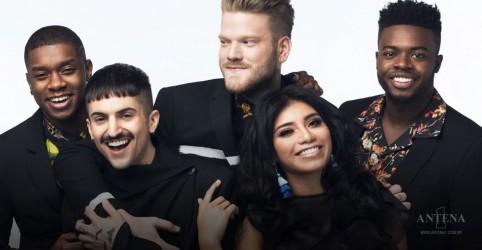 Pentatonix anuncia canção em parceria com Kelly Clarkson