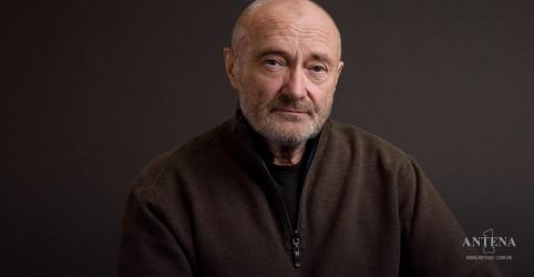 Phil Collins é internado após sofrer acidente