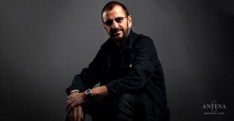 Placeholder - loading - Ringo Starr e o seu grupo, All Starr Band, anunciam datas de nova turnê para 2020