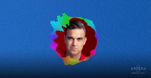 """Placeholder - loading - Imagem da notícia Novo Letra e Tradução """"Love My Life"""", de Robbie Williams"""