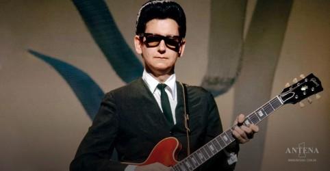 Lendário Roy Orbison ganha homenagens