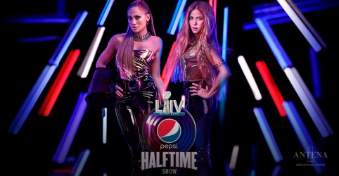 Shakira e Jennifer Lopez são as atrações do intervalo do Super Bowl 2020
