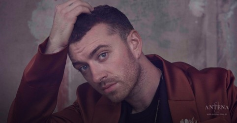 Placeholder - loading - Imagem da notícia Sam Smith revela novo single