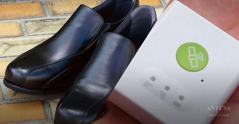 Placeholder - loading - Imagem da notícia Sapatos com GPS podem ajudar a localizar idosos com demência