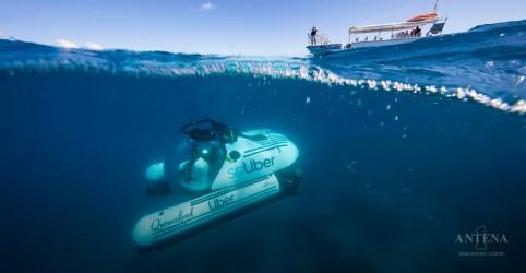 Placeholder - loading - Imagem da notícia Táxi submarino para visitar a Grande Barreira de Coral