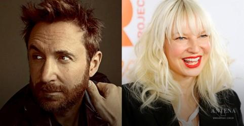 """Placeholder - loading - Imagem da notícia Sia e David Guetta anunciam nova parceria para o single """"Let's Love"""""""