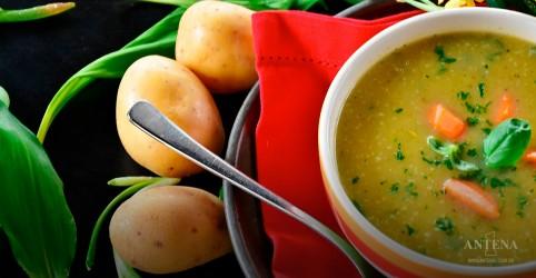Dietas que levam sopas são mais eficazes?