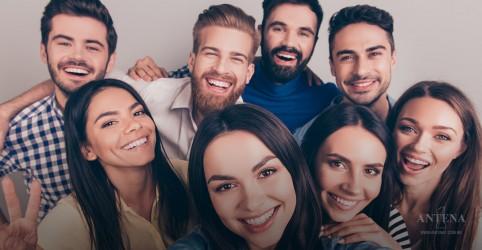 Especialistas do exterior apontam os principais benefícios de sorrir