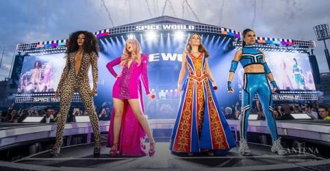 Placeholder - loading - Imagem da notícia Spice Girls: retomada de turnê está em negociação