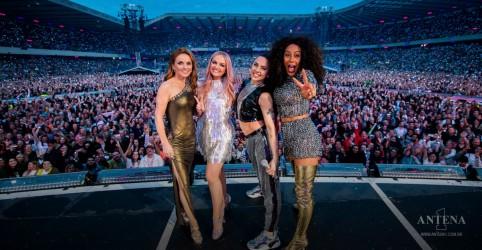 Geri e Mel B se desentendem e cancelam turnê das Spice Girls