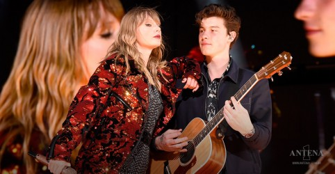 "Taylor Swift lança remix de ""Lover"" com Shawn Mendes"