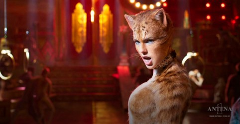 "Placeholder - loading - Taylor Swift aparece em novo trailer do filme ""Cats""; assista!"