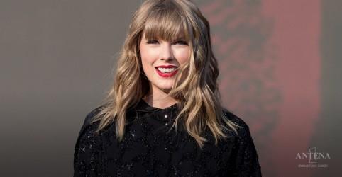Placeholder - loading - Imagem da notícia Taylor Swift fala sobre indicação ao Globo de Ouro