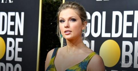Placeholder - loading - Imagem da notícia Taylor Swift lança clipe dirigido por ela mesma. Assista!