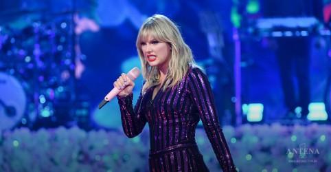 "Taylor Swift lança clipe romântico para ""Lover"""