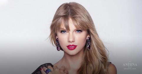 Taylor Swift é a Artista da Semana