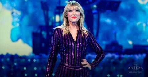 Placeholder - loading - Imagem da notícia Taylor Swift fará show extra no Brasil em 2020