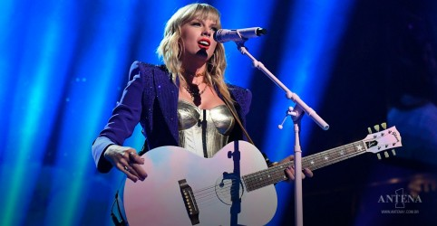 Placeholder - loading - Imagem da notícia Taylor Swift anuncia mais um show em 2020 nos Estados Unidos