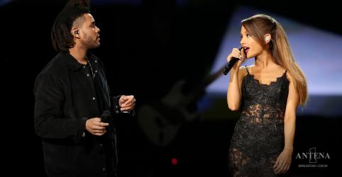 Placeholder - loading - Imagem da notícia The Weeknd lança remix com Ariana Grande