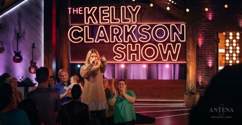 Programa de Kelly Clarkson ganhará segunda temporada