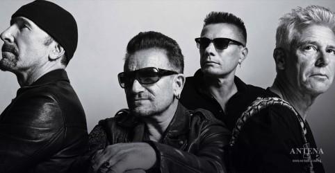 U2 anuncia mais um show em São Paulo
