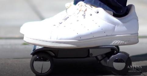 Placeholder - loading - Veículo que cabe na bolsa poderia diminuir a falta de vagas para estacionar
