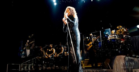 Whitney Houston é indicada ao Rock and Roll Hall of Fame