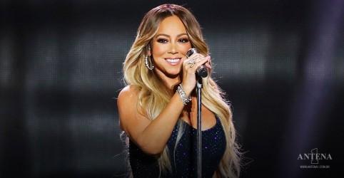 Placeholder - loading - Imagem da notícia Mariah Carey faz nova apresentação de clássico