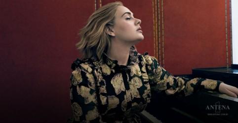 Adele estaria trabalhando em novo disco