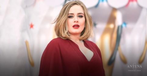 Placeholder - loading - Imagem da notícia Adele está produzindo novo disco
