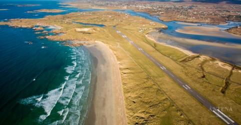 Os 10 aeroportos com cenários mais espetaculares do mundo em 2019