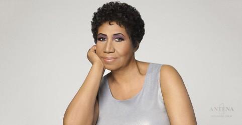 Aretha Franklin é a Artista da Semana