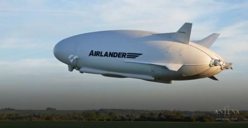 Placeholder - loading - Imagem da notícia Conheça o maior objeto voador do mundo