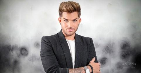Placeholder - loading - Imagem da notícia Adam Lambert anuncia lançamento para 2018