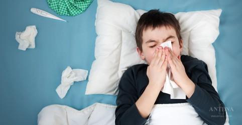 Placeholder - loading - Imagem da notícia Saiba distinguir a gripe de um resfriado