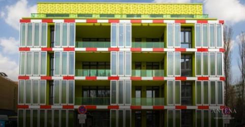 Placeholder - loading - Imagem da notícia Construção usa somente energias renováveis