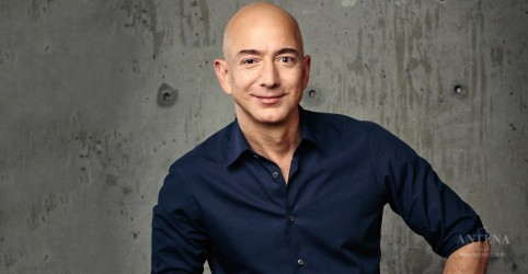 Segundo Forbes, Jeff Bezos, dono da Amazon, é o mais rico do mundo