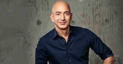 Placeholder - loading - Imagem da notícia Dono da Amazon é o mais rico do mundo