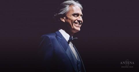 Placeholder - loading - Imagem da notícia Andrea Bocelli é o Artista da Semana