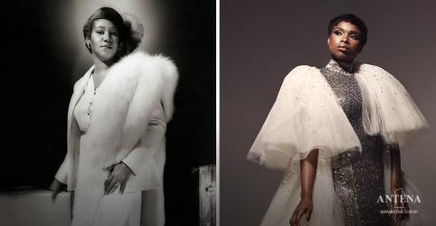 Placeholder - loading - Aretha Franklin:Jennifer Hudson cria ritmo soul para Ain't No Way
