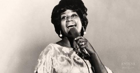 Placeholder - loading - Imagem da notícia Faixas de Aretha Franklin são regravadas